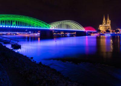blauer Rhein